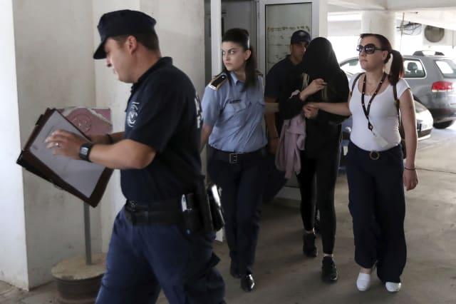 Cyprus Briton Arrested