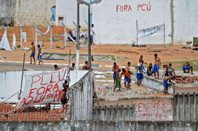 BRAZIL-RIOT-PRISON-ALCACUZ