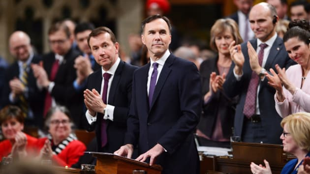 Image result for canada budget 2018