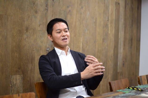 Showcase Gig社代表取締役・新田剛史さん