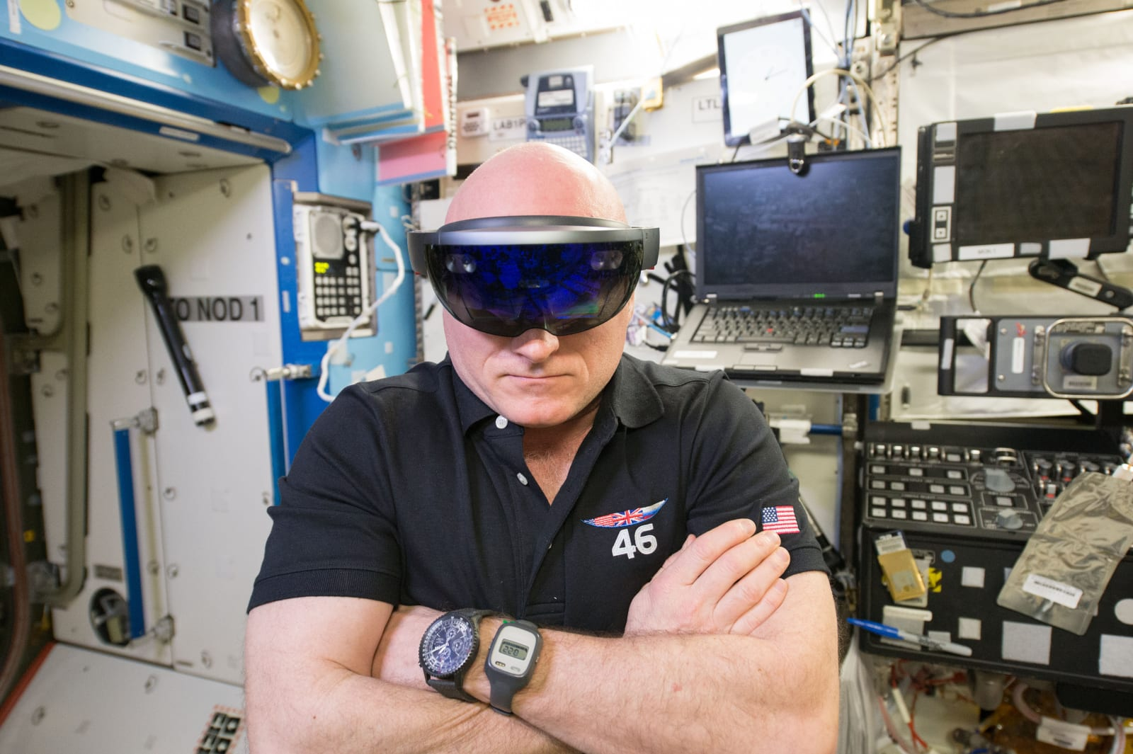 How HoloLens is helping advance the science of spaceflight