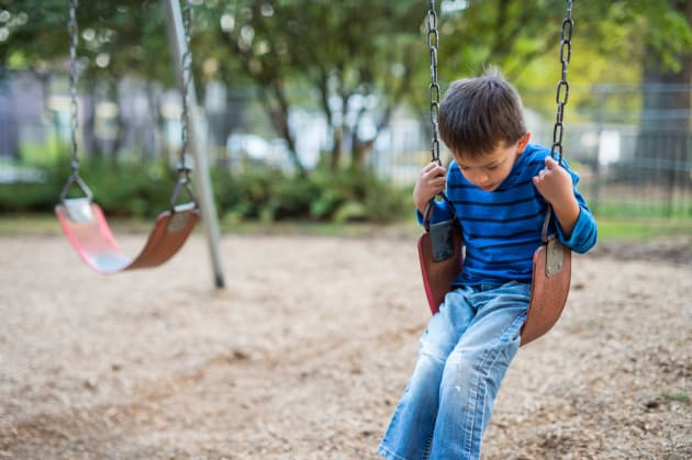 Research Shows Disabled Kids Are More Likely To Be Bullied