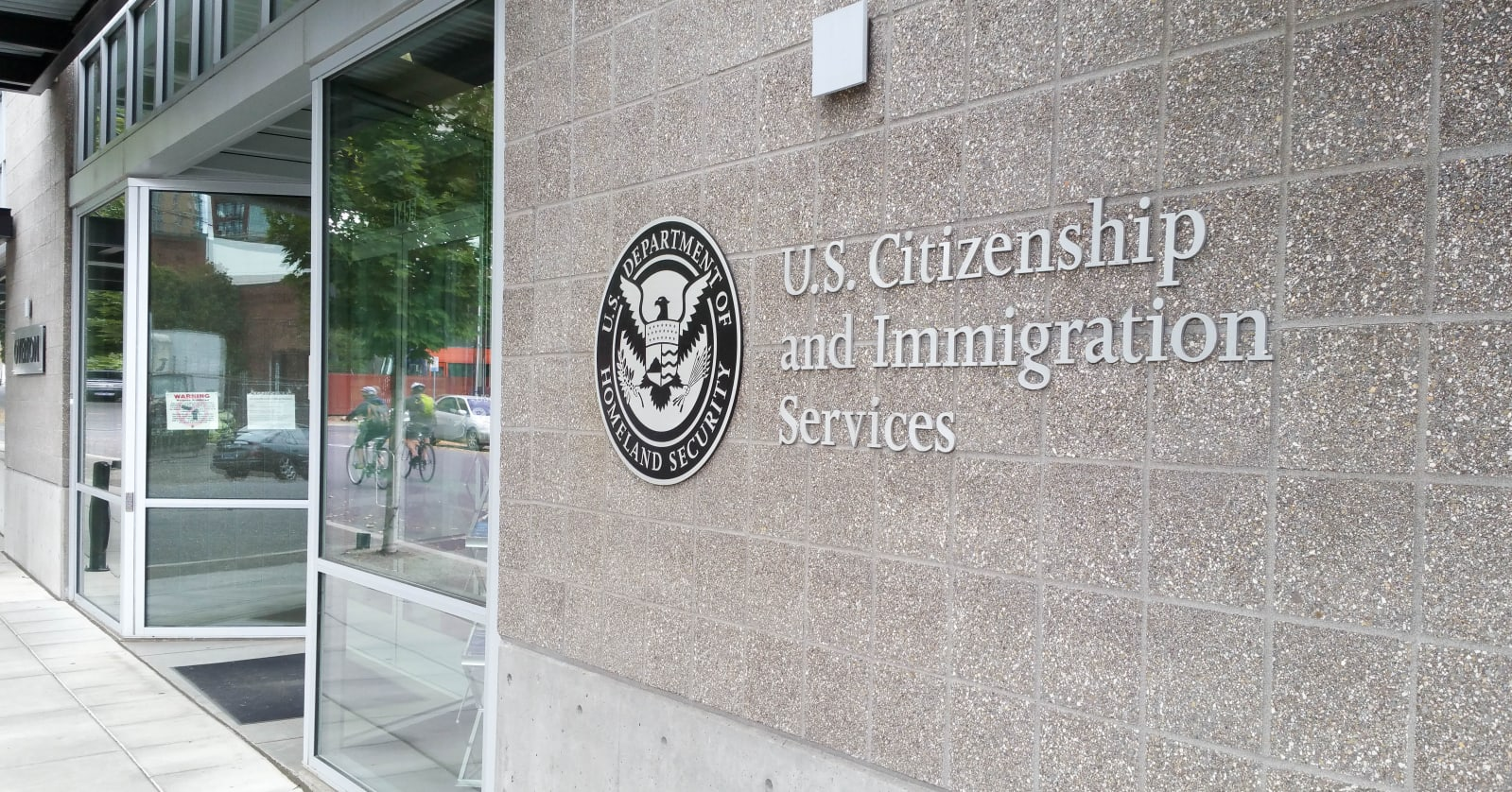 U.S. Citizenship and Immigration Services Office (USCIS)