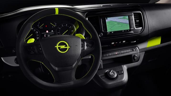 Opel O-Team Zafira Life
