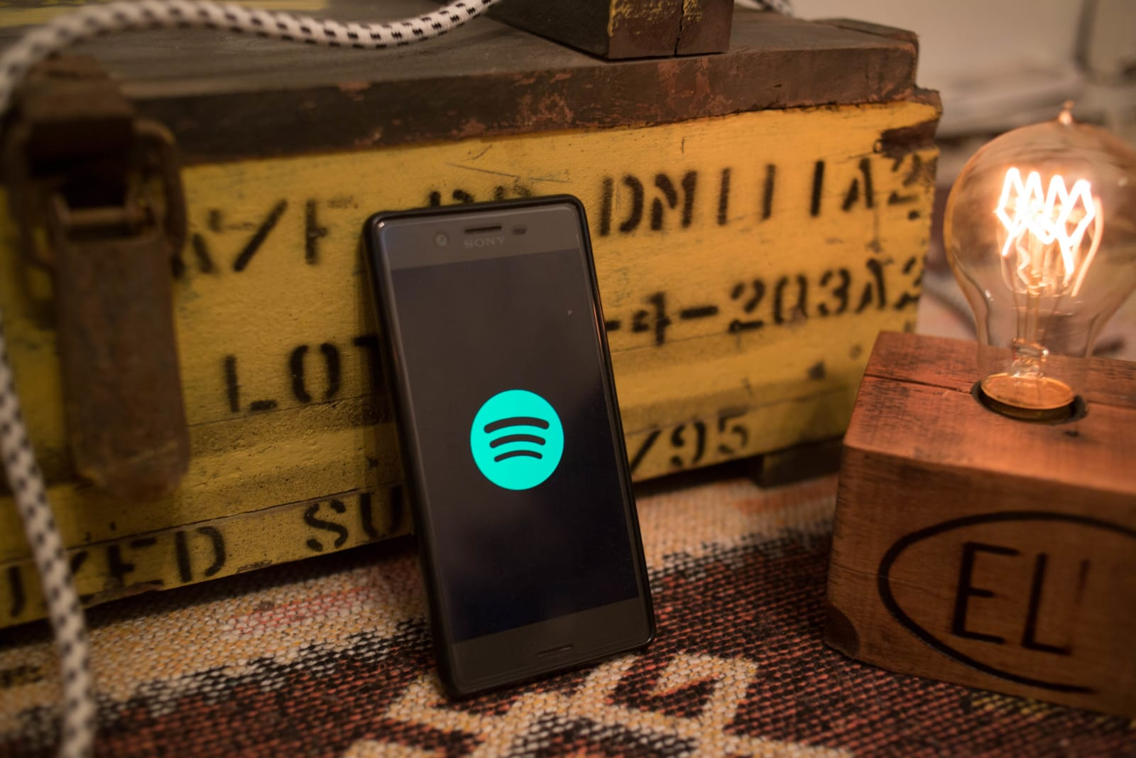 Vidokezo · Spotify for Android may let you import music