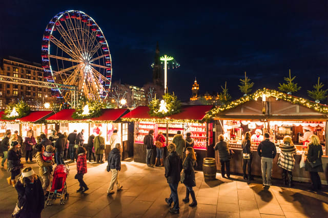 Britain's best Christmas markets to visit in 2017 - AOL UK ...