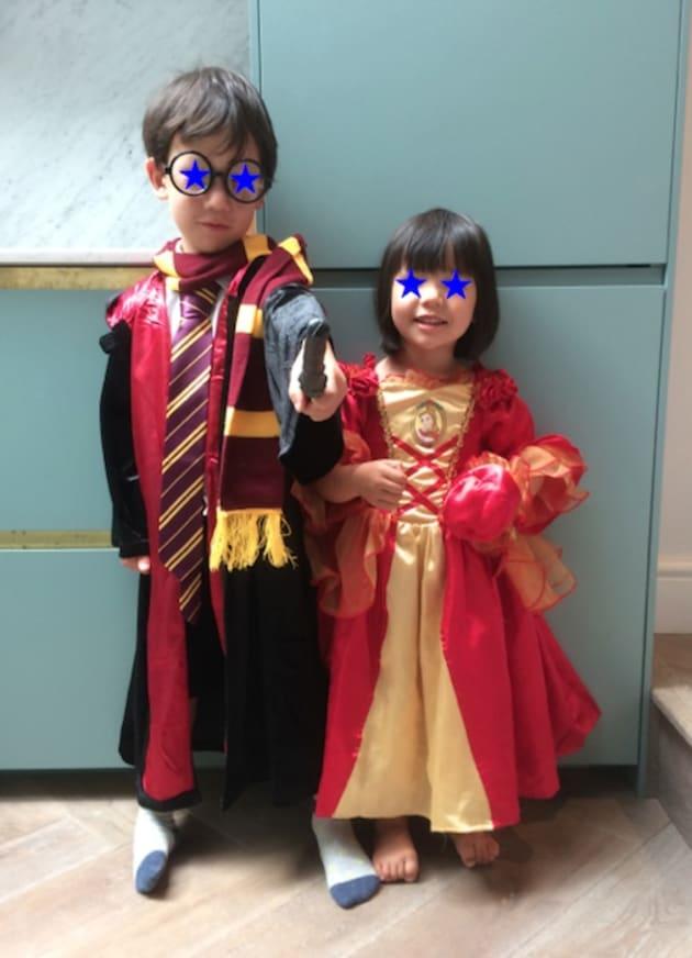 ハリーとベラ
