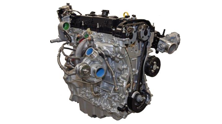 2.3-liter EcoBoost four-cylinder