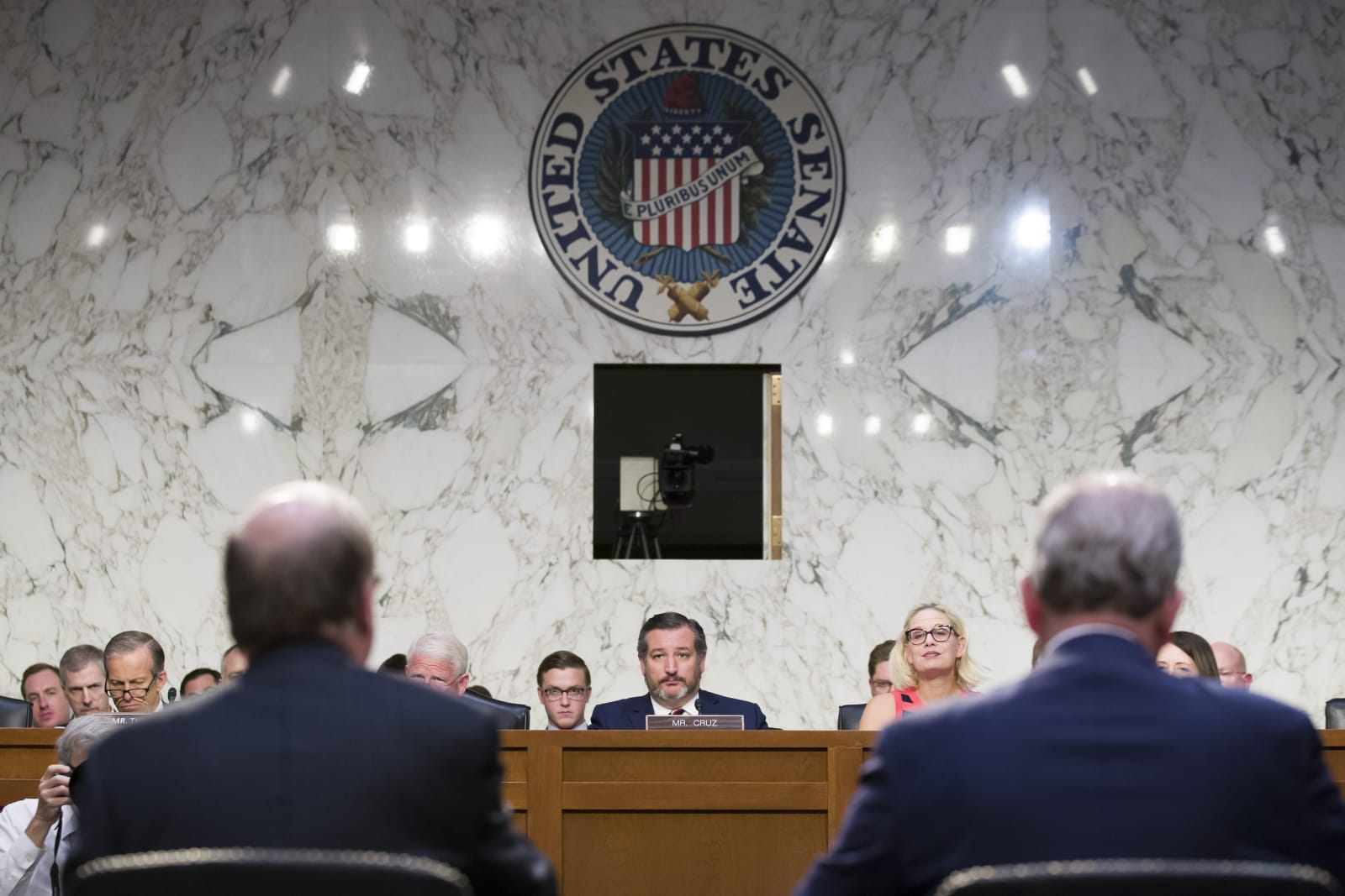 Facebook, Google and Twitter will join a hearing on tech censorship next week