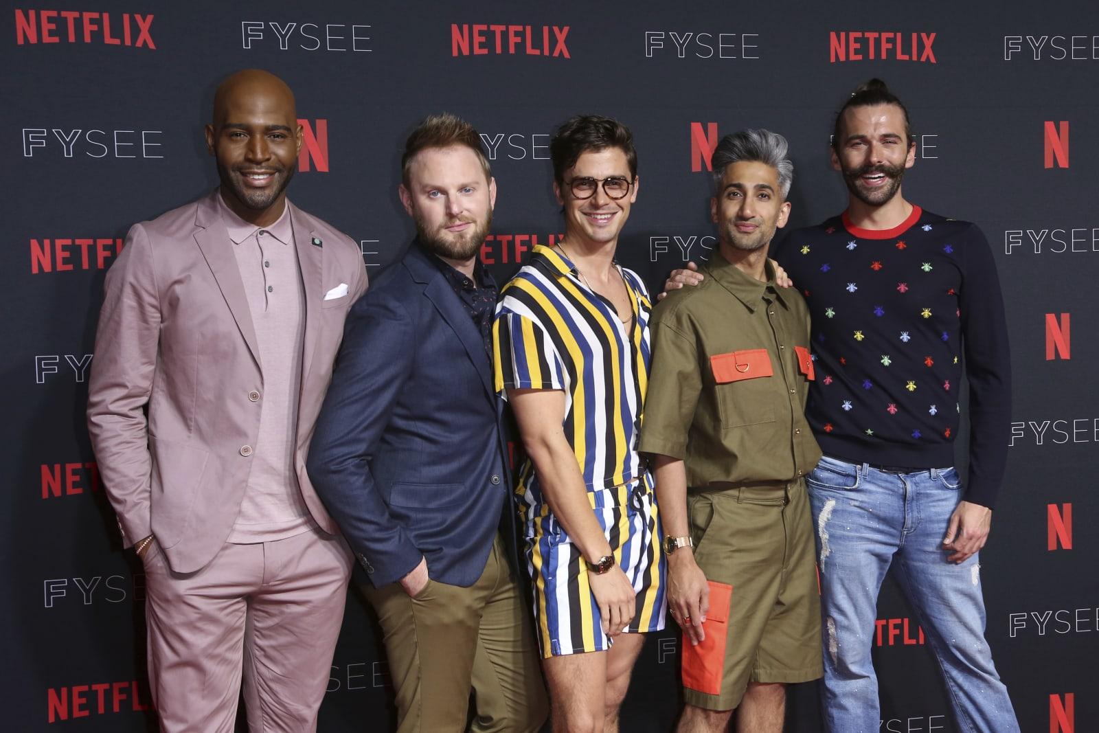 Initial Creative Emmy winners include Apple, Netflix and NASA