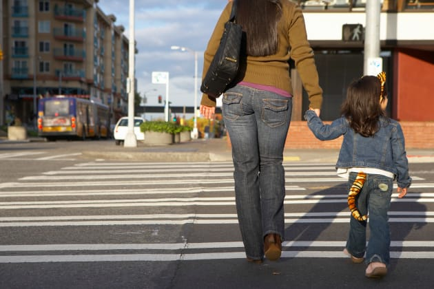 Cada día la calle está llena de mujeres que somos invadidas en nuestro espacio, en nuestra
