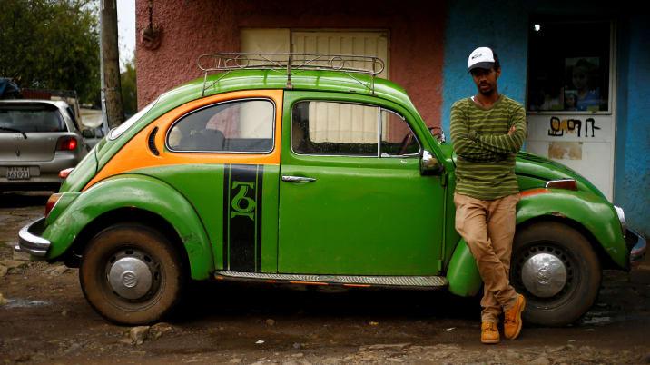 ETHIOPIA-VOLKSWAGEN/