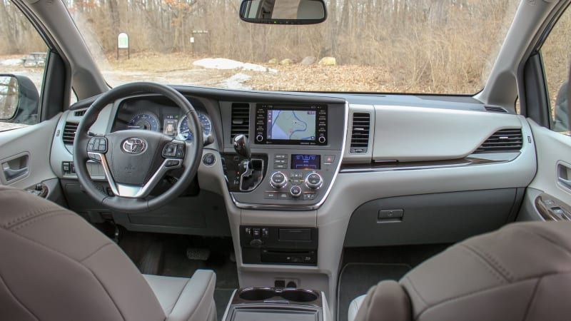 2019 Toyota Sienna XLE AWD