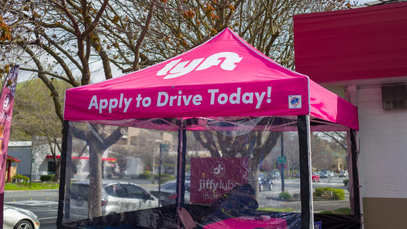 Lyft Apply To Drive