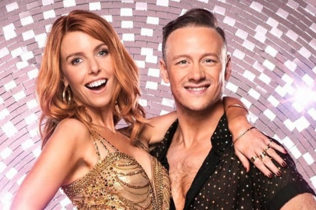 Strictly judge Craig Revel Horwood apologises for 'hurtful' joke about Stacey Dooley and Kevin Clifton
