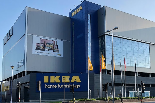 Ikea to close large store for first time since arriving in UK