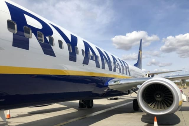 'Greasy tray tables and soiled headrests': Ryanair named UK's dirtiest airline