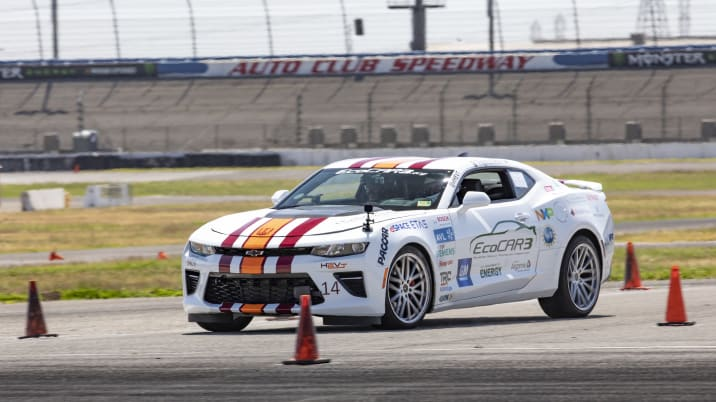 EcoCAR 3 Year 4 Competition