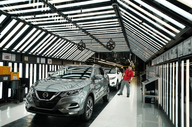 Nissan to end night shift