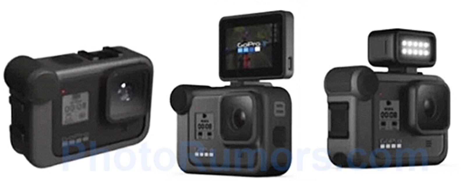 GoPro Hero 8 and Max 360 cameras surface in leaks