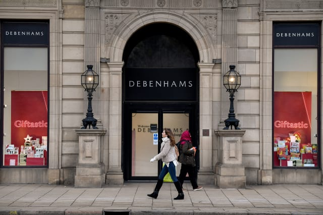 Debenhams To Be Wound Down After Rescue Talks Collapse