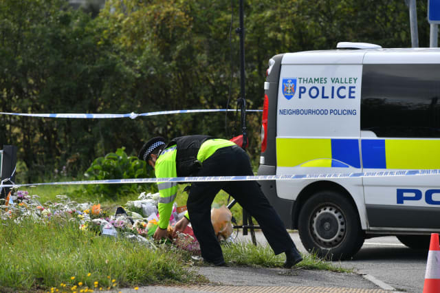 Police officer killed in Sulhamsted