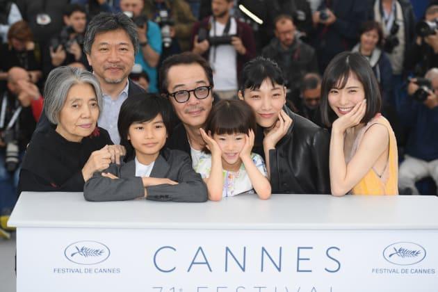カンヌ国際映画祭の審査員長を務めたケイト・ブランシェットは、2018年の同映画祭は「inivisible people(見えない人々)」がテーマだったと振り返った。