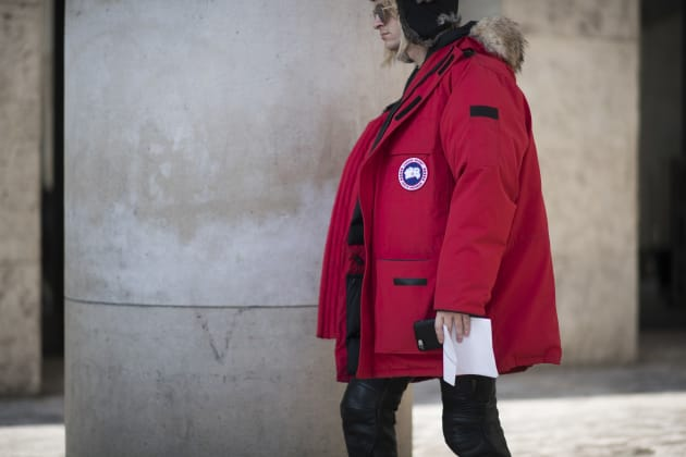 fd6ee2715 Woodchurch High School Bans Canada Goose Jackets To Stop  Poverty ...