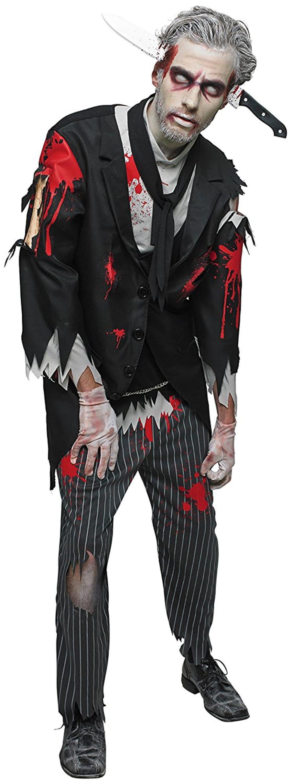 Costumi per la festa di Halloween  tutte le maschere spettrali per adulti e 12b82e96f556