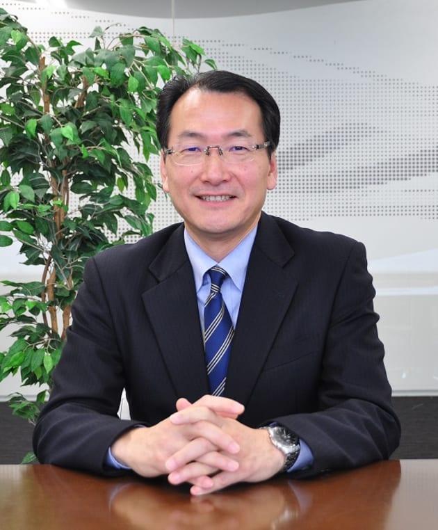 テルモ株式会社 人事部長・竹田敬治氏