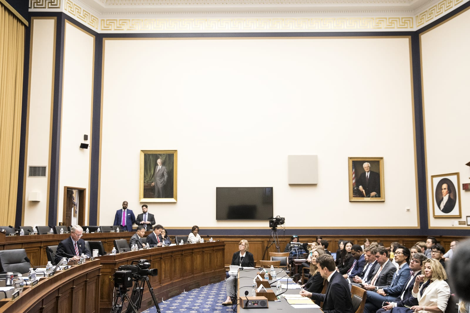 Facebook, Twitter, And Google Executives Testify To House Judiciary Committee On Content Filtering Practices