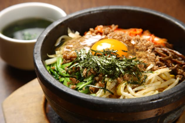 Korean food staples that will make you want to visit your local getty imagesistockphoto bibimbap is a korean staple forumfinder Images