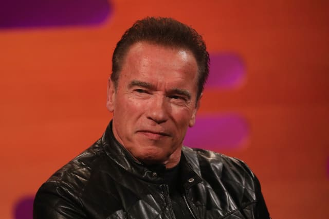 Arnold Schwarzenegger recalls emergency heart operation