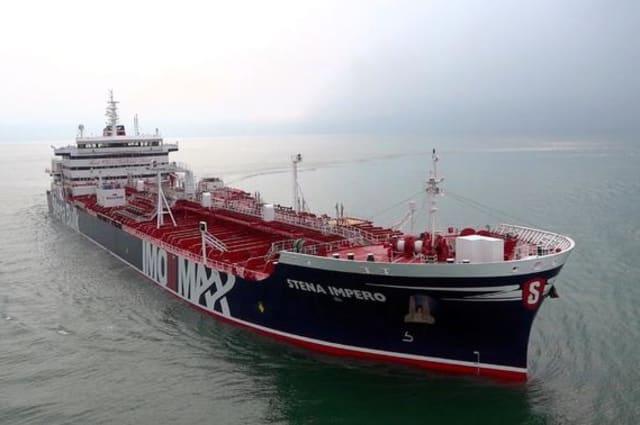 Teluk Persia Kembali Memanas, Iran Tahan Dua Tanker Minyak Inggris