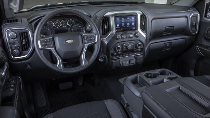 2019 Chevy Silverado 2.7L