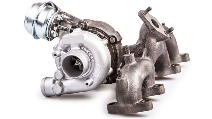 Turbocharger for car
