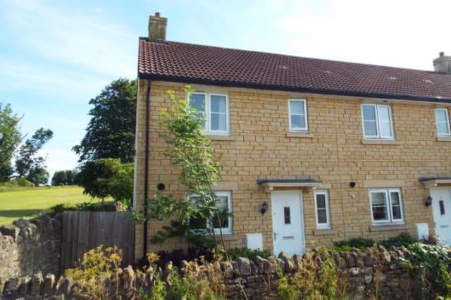 The Glastonbury cottage