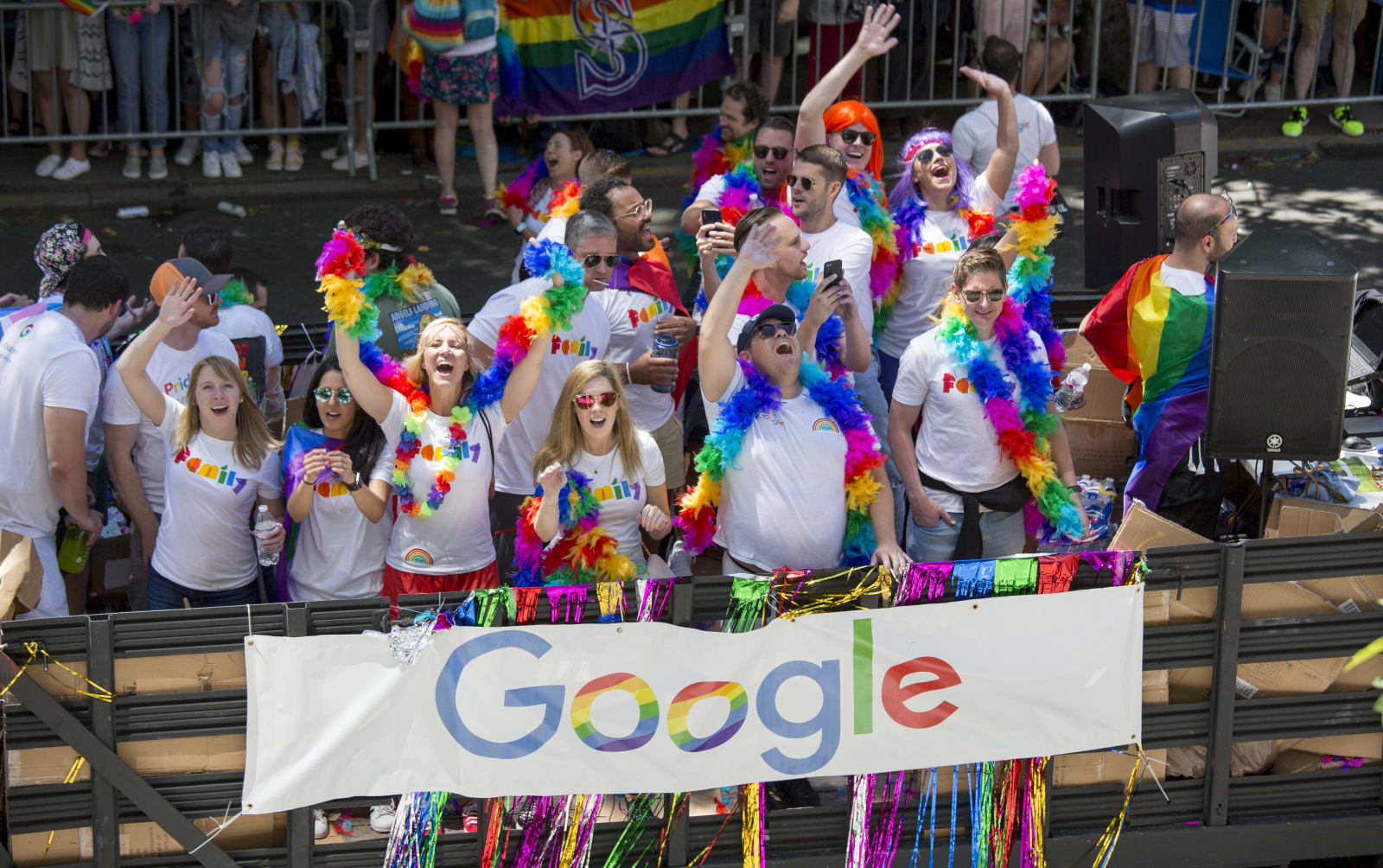 LGBTQ+ creators file lawsuit charging YouTube with discrimination