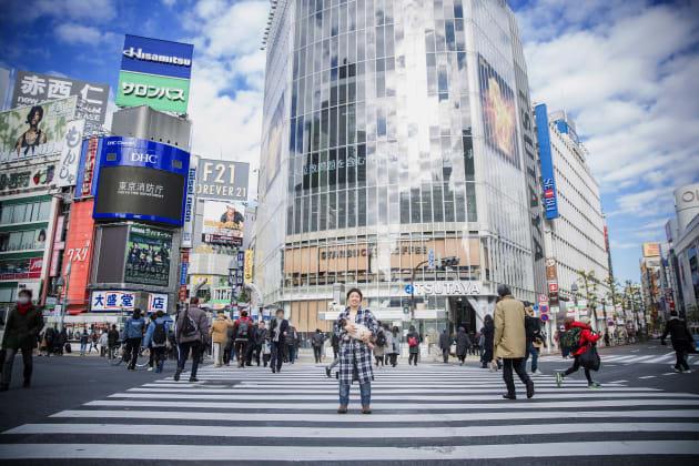 なぜ「授乳フォト」を渋谷のスク...
