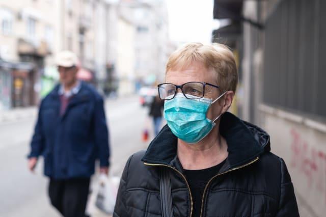 Mask against Coronavirus