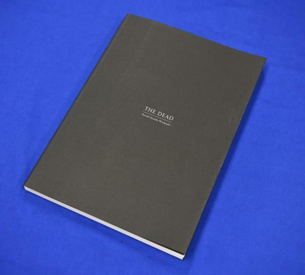 釣崎清隆さんの写真集「THE DEAD」