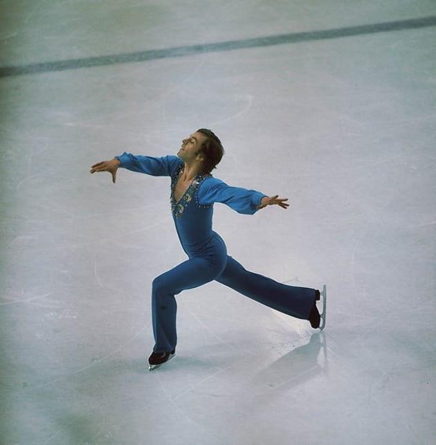 1976年 インスブリックオリンピック。