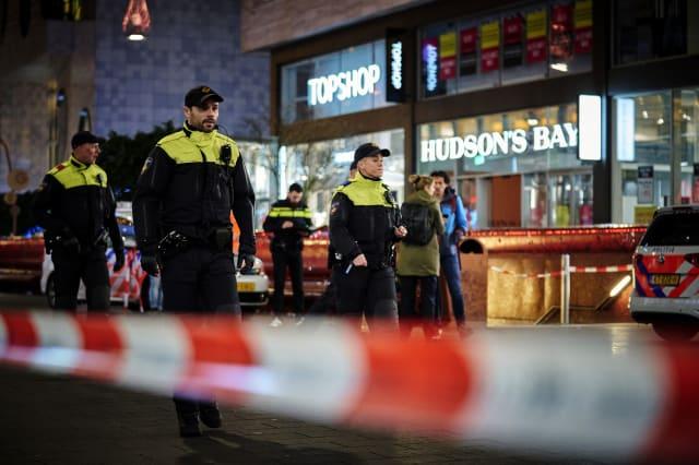 Netherlands Stabbing