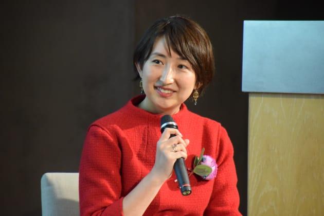 HASUNA Co.,Ltd. 代表取締役 白木 夏子さん