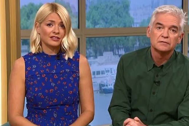 Holly Willoughby sends condolences to cast, crew and family of guest who died following Jeremy Kyle cancellation