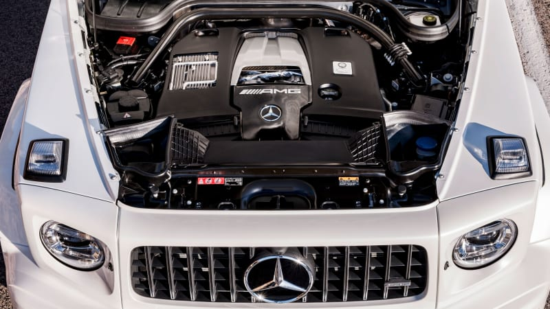 2019 Mercedes Amg G63 Starts At 148 495 Autoblog