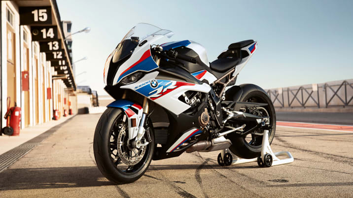 BMW motorcycles get updates, new M Performance parts and packages