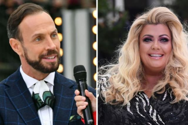 Jason Gardiner and Gemma Collins (Getty)