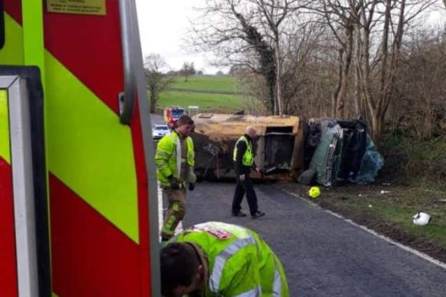 https://sports.yahoo.com/road-sweeper-driver-investigation-drink-driving-two-crashes-one-day-151956277.html