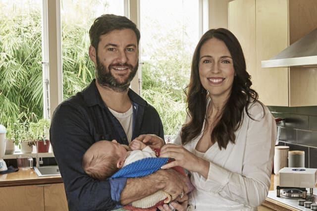 Congratulations, Jacinda! 9 Couples Tell Us What It's Like Getting Married After Kids